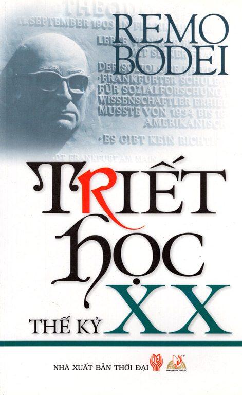 Bìa sách Triết Học Thế Kỷ XX