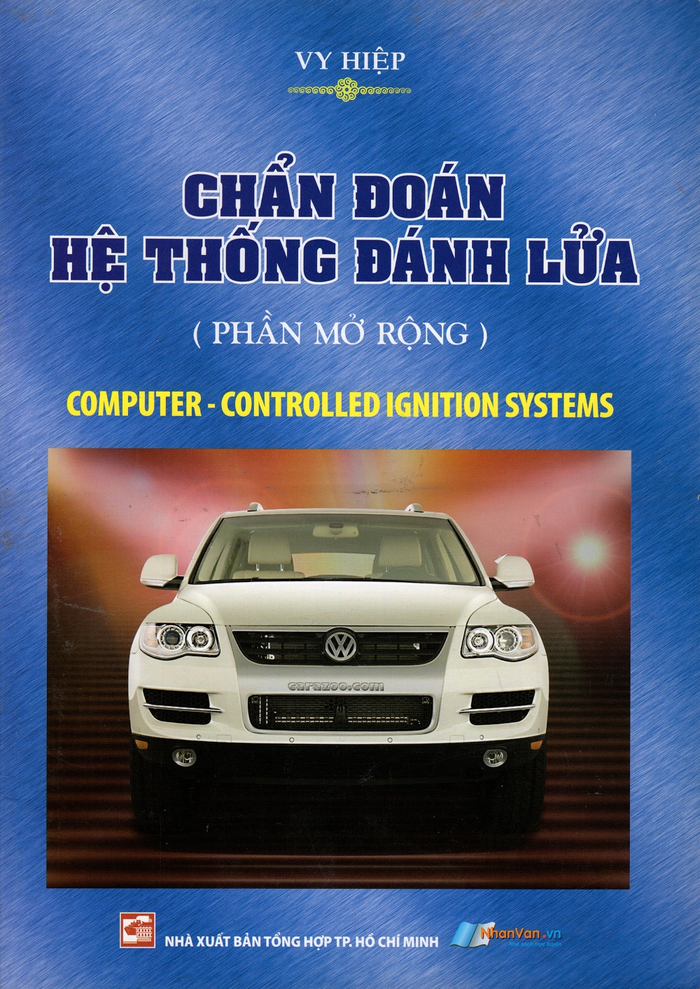 Bìa sách Chẩn Đoán Hệ Thống Đánh Lửa (Phần Mở Rộng)