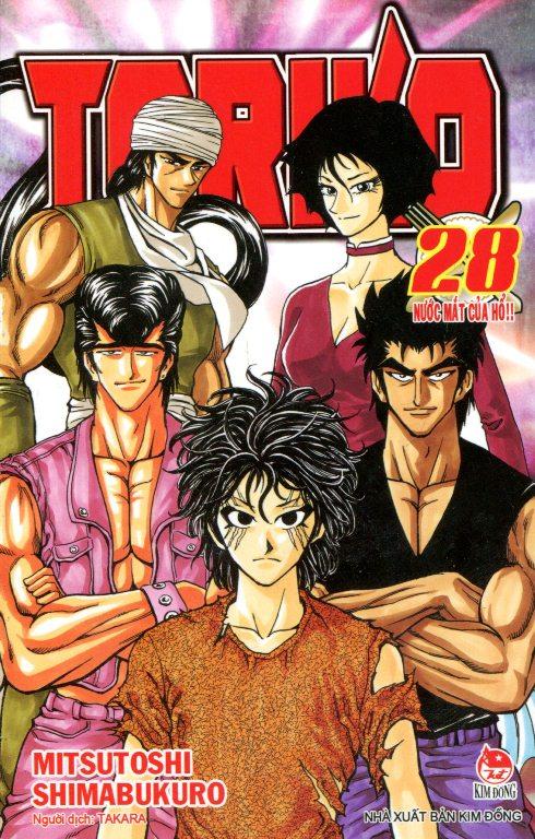 Bìa sách Toriko - Tập 28