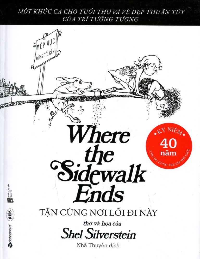 Bìa sách Tận Cùng Nơi Lối Đi Này