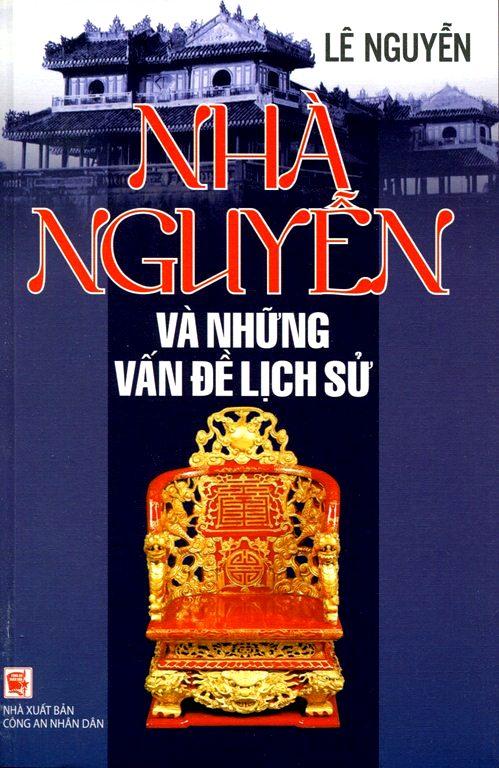Bìa sách Nhà Nguyễn Và Những Vấn Đề Lịch Sử