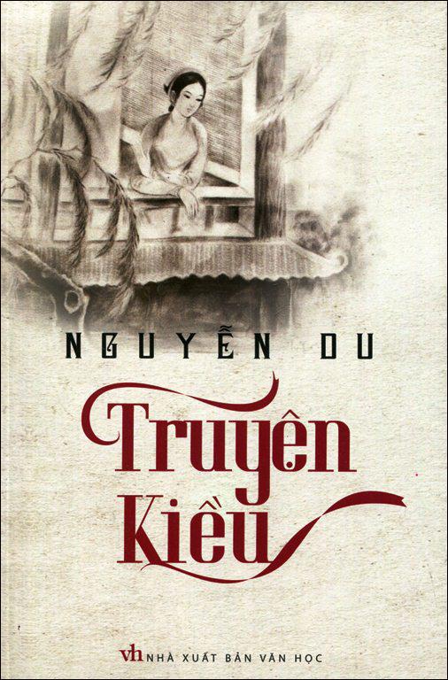 Bìa sách Truyện Kiều (Minh Long)