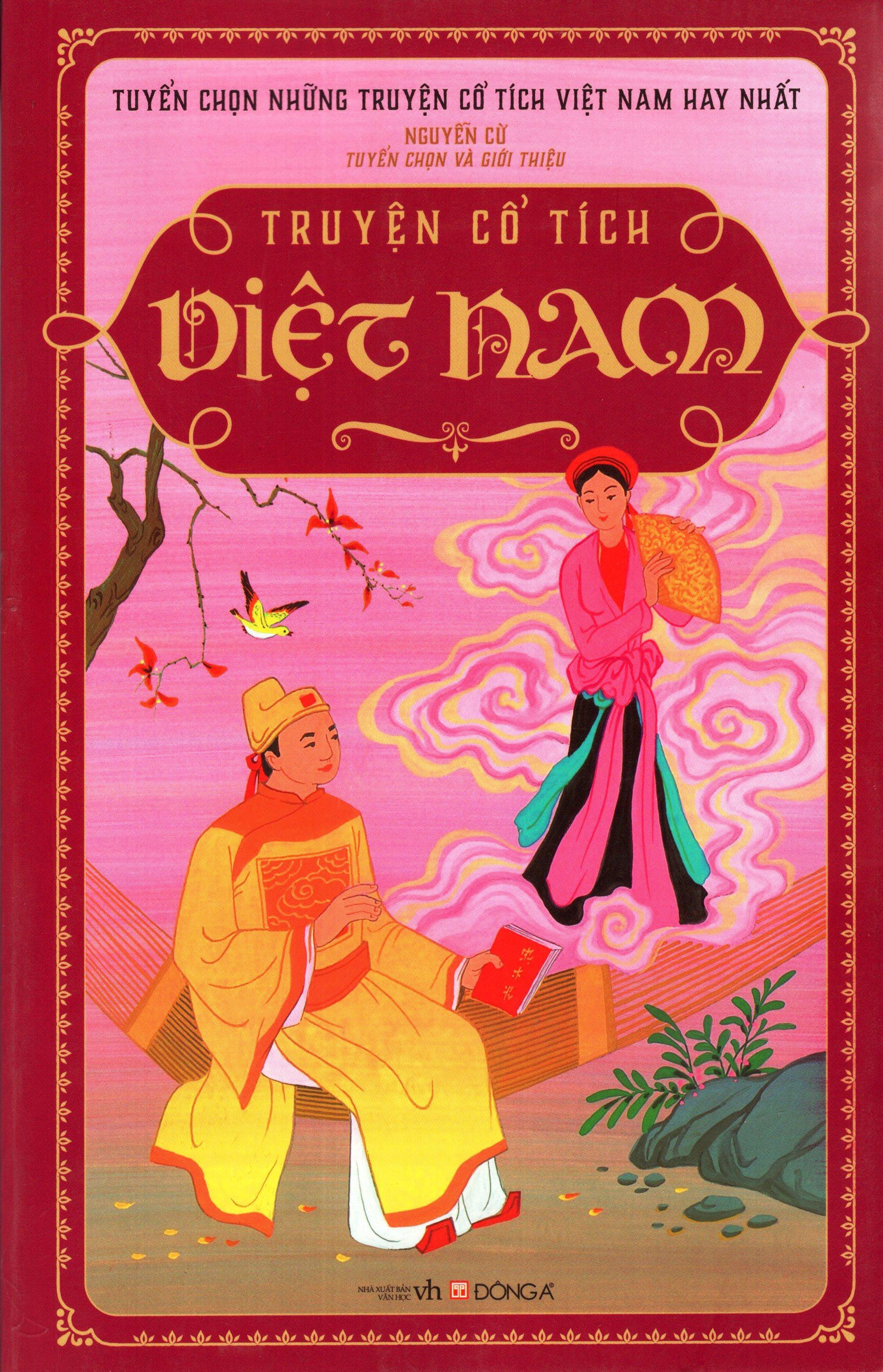 Bìa sách Truyện Cổ Tích Việt Nam (Tái Bản 2015)