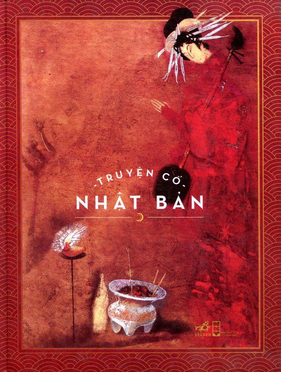 Bìa sách Truyện Cổ Nhật Bản