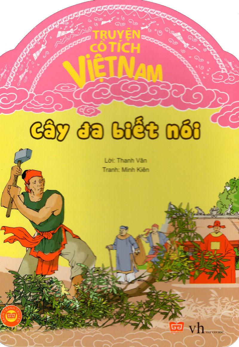 Bìa sách Truyện Cổ Tích Việt Nam - Cây Đa Biết Nói