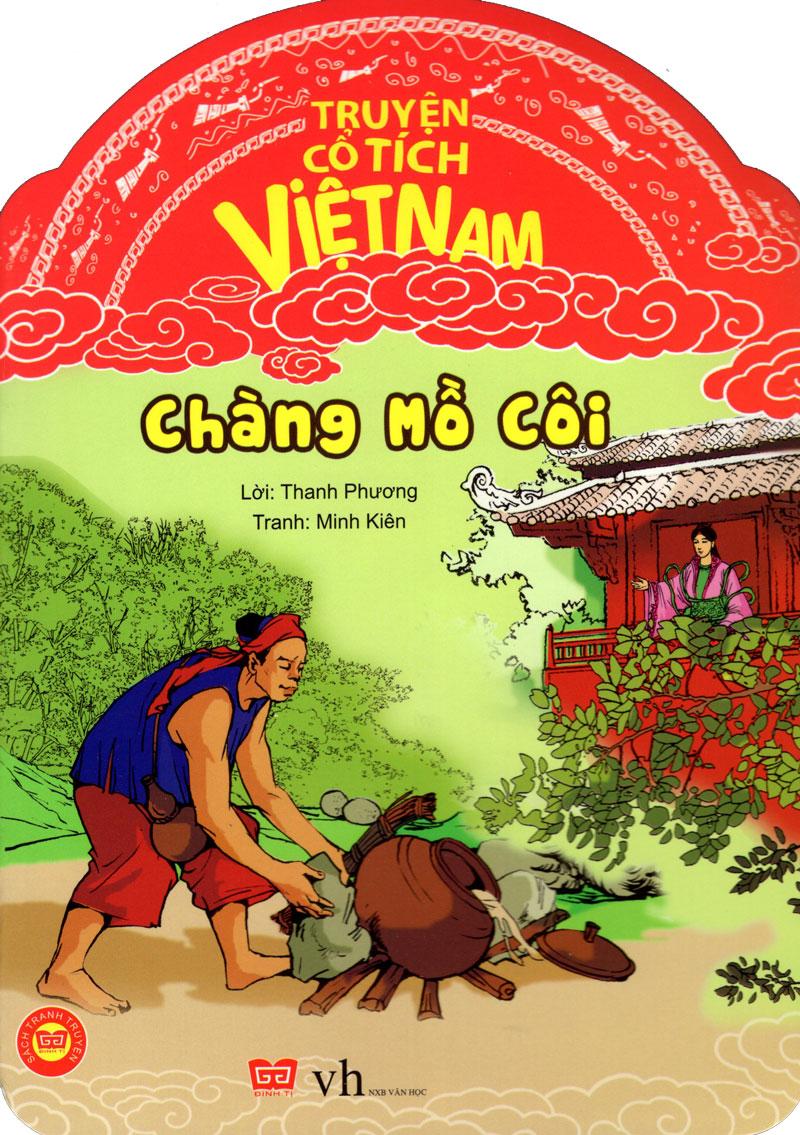 Bìa sách Truyện Cổ Tích Việt Nam - Chàng Mồ Côi
