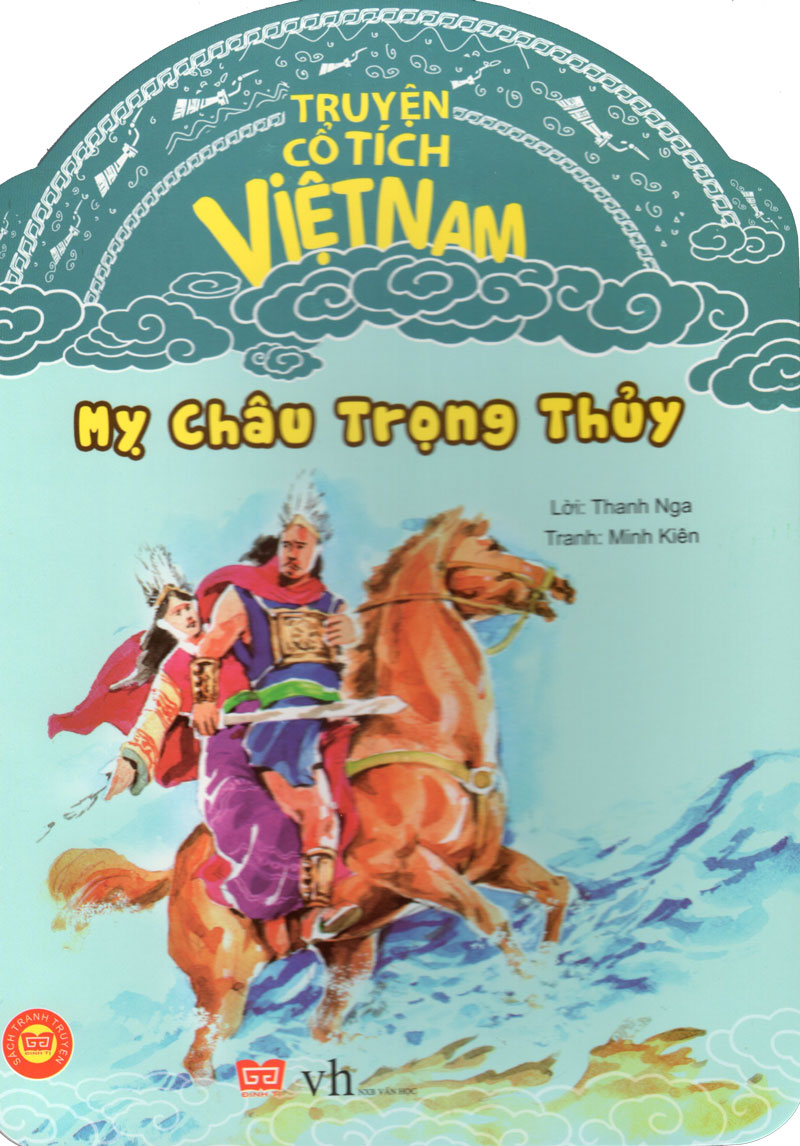 Bìa sách Truyện Cổ Tích Việt Nam - Mỵ Châu Trọng Thủy