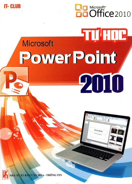 Bìa sách Tự Học Microsoft PowerPoint 2010