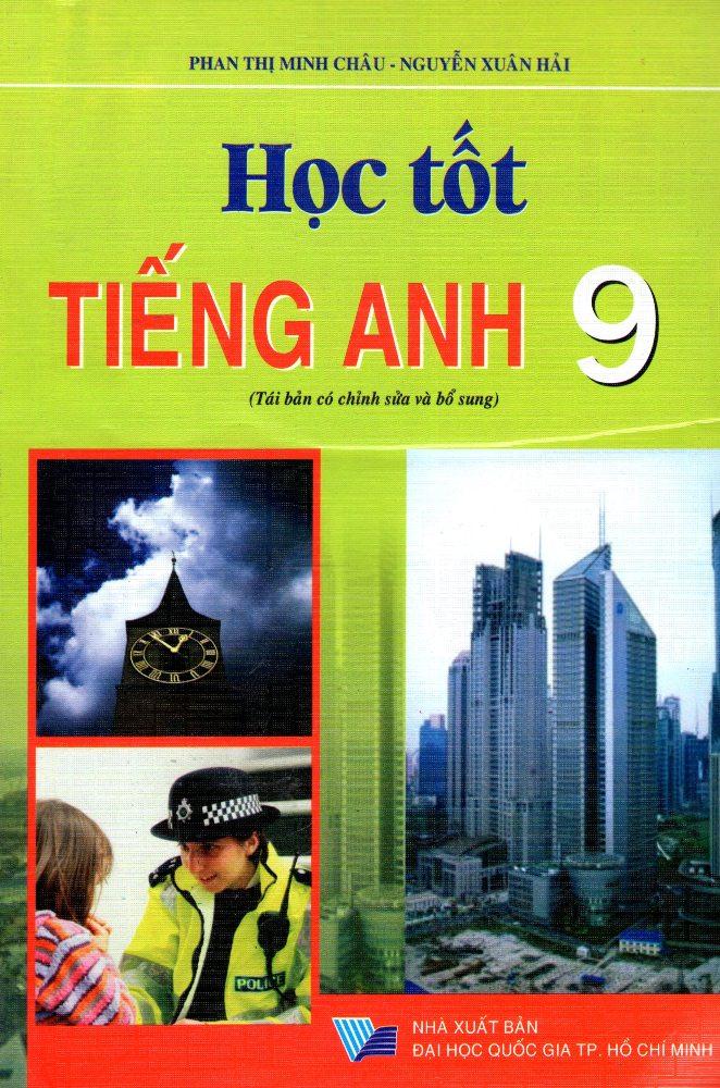 Bìa sách Học Tốt Tiếng Anh Lớp 9 (Đức Trí)