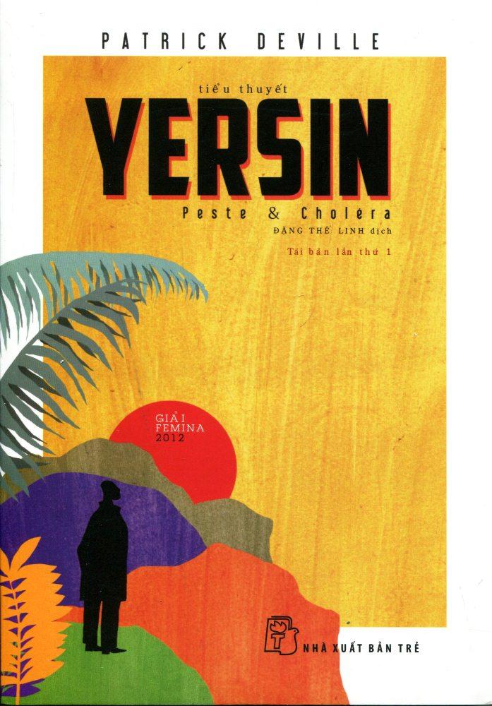 Bìa sách Yersin Dịch Hạch  Thổ Tả