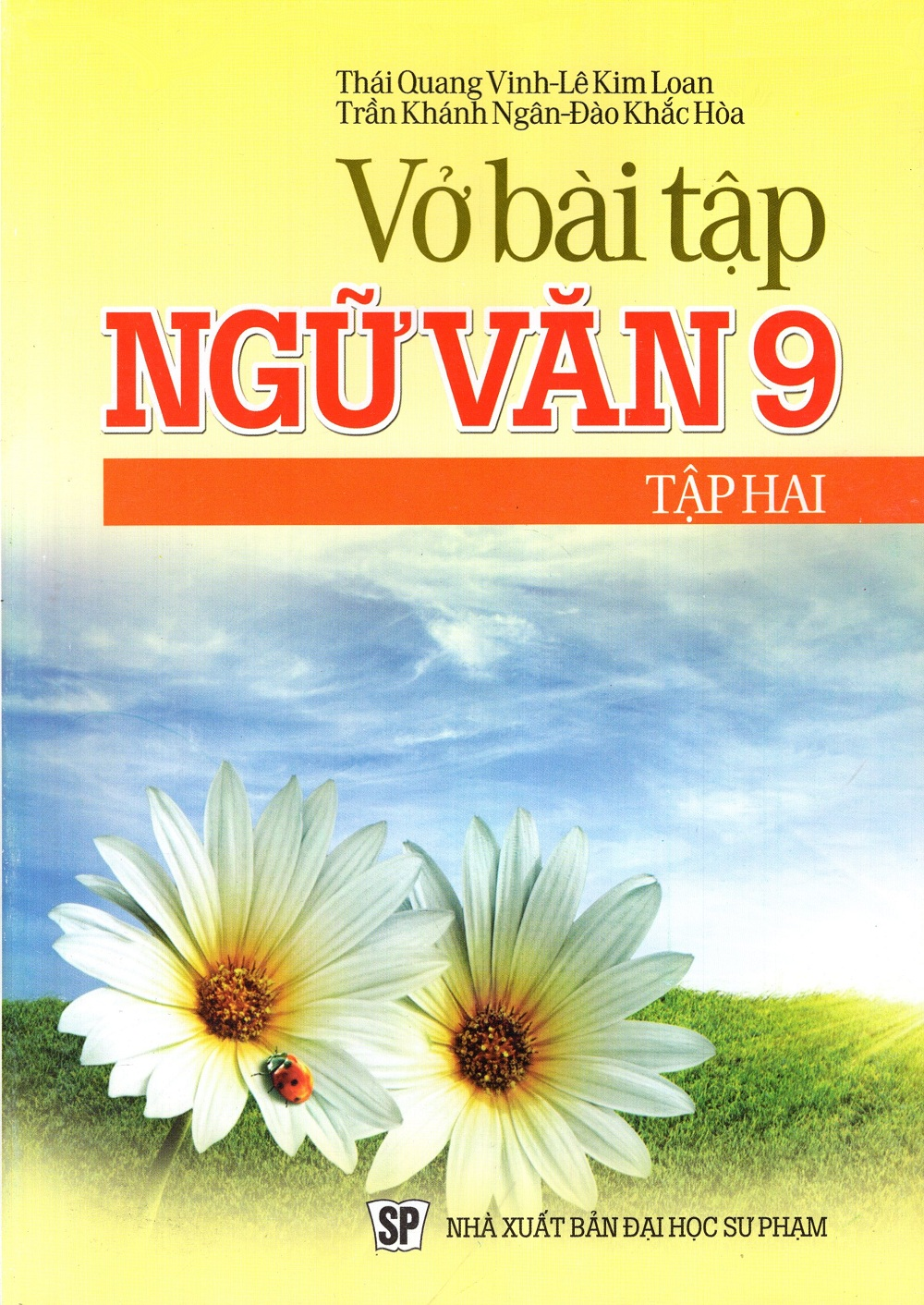 Bìa sách Vở Bài Tập Ngữ Văn Lớp 9 (Tập 2)
