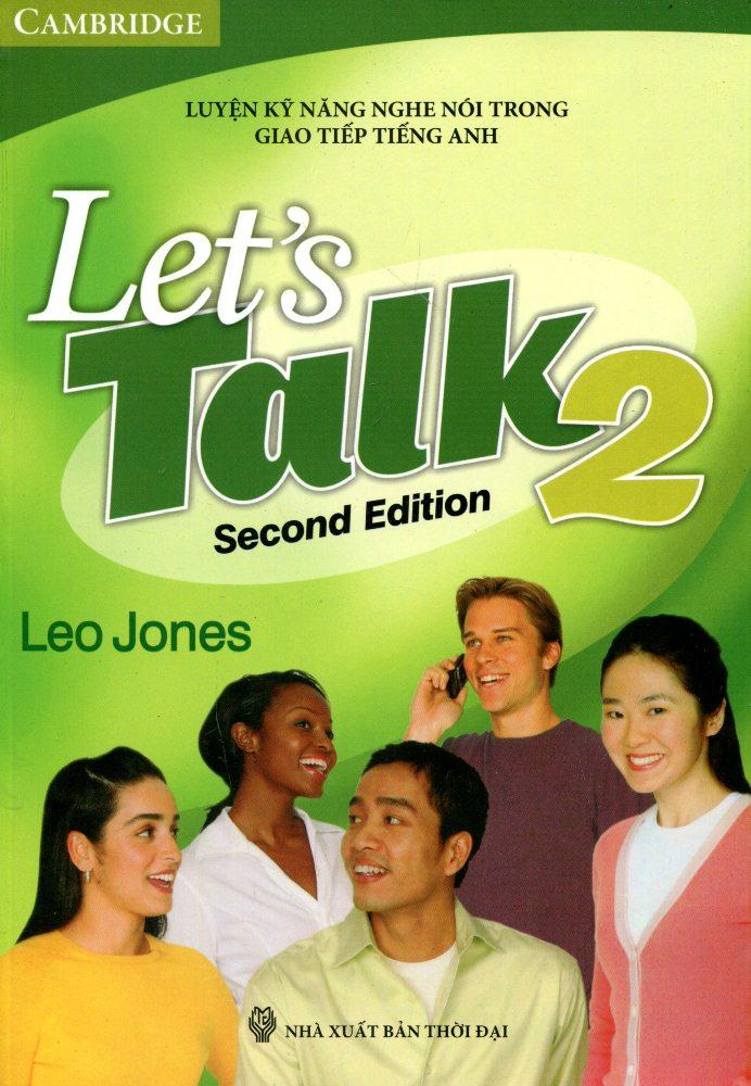 Bìa sách Let