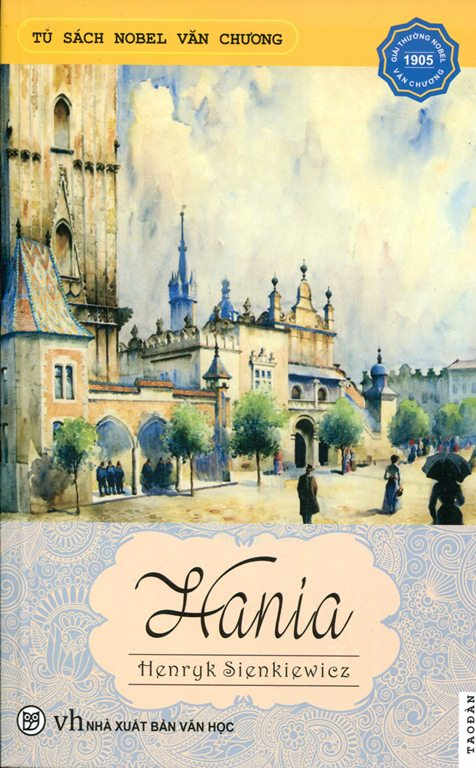 Bìa sách Tủ Sách Nobel Văn Chương - Hania