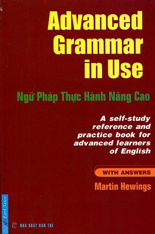 Bìa sách Advanced Grammar In Use 2000 - Ngữ Pháp Thực Hành Nâng Cao (Không CD)