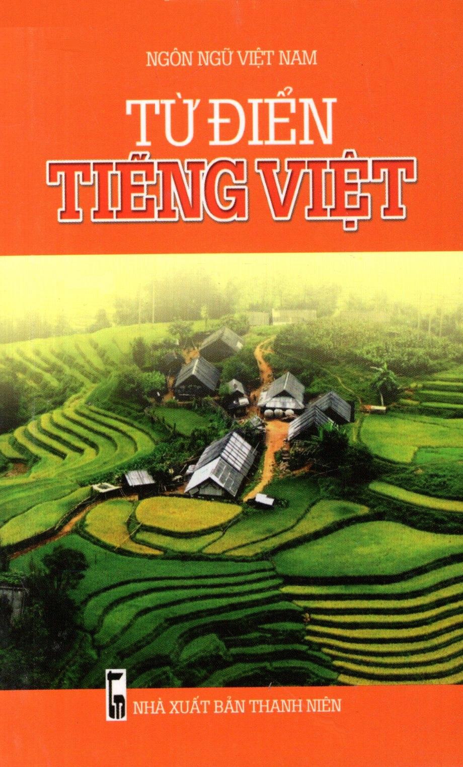 Bìa sách Từ Điển Tiếng Việt (2014) - Sách Bỏ Túi