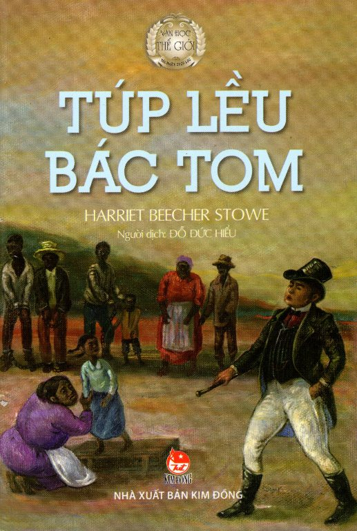 Bìa sách Túp Lều Bác Tom (Tái Bản 2015)