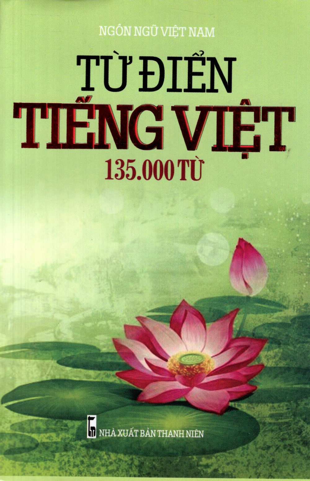 Bìa sách Từ Điển Tiếng Việt (135.000 Từ) - Sách Bỏ Túi