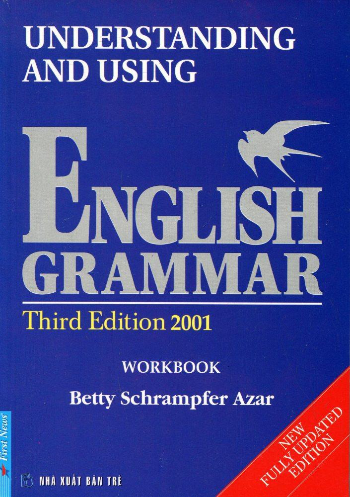 Bìa sách Understanding And Using English Grammar (2001)