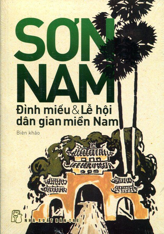 Review sách Đình Miếu Và Lễ Hội Dân Gian Miền Nam