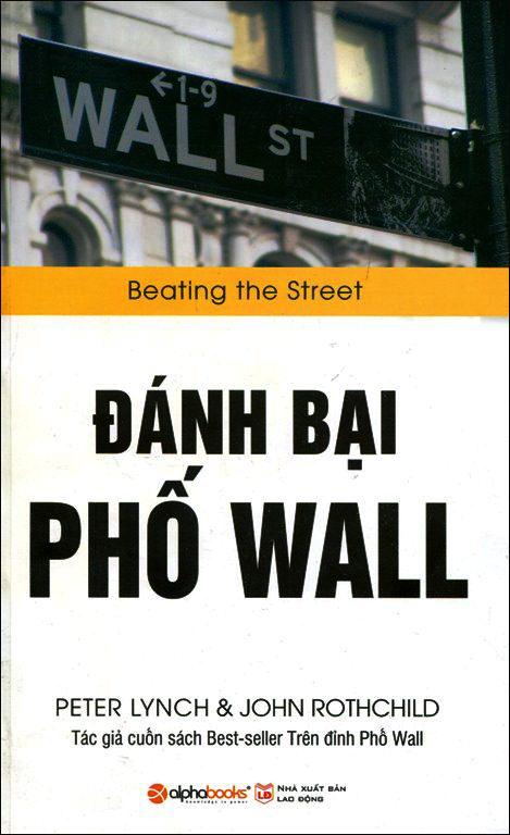 Bìa sách Đánh Bại Phố Wall (Tái Bản 2015)