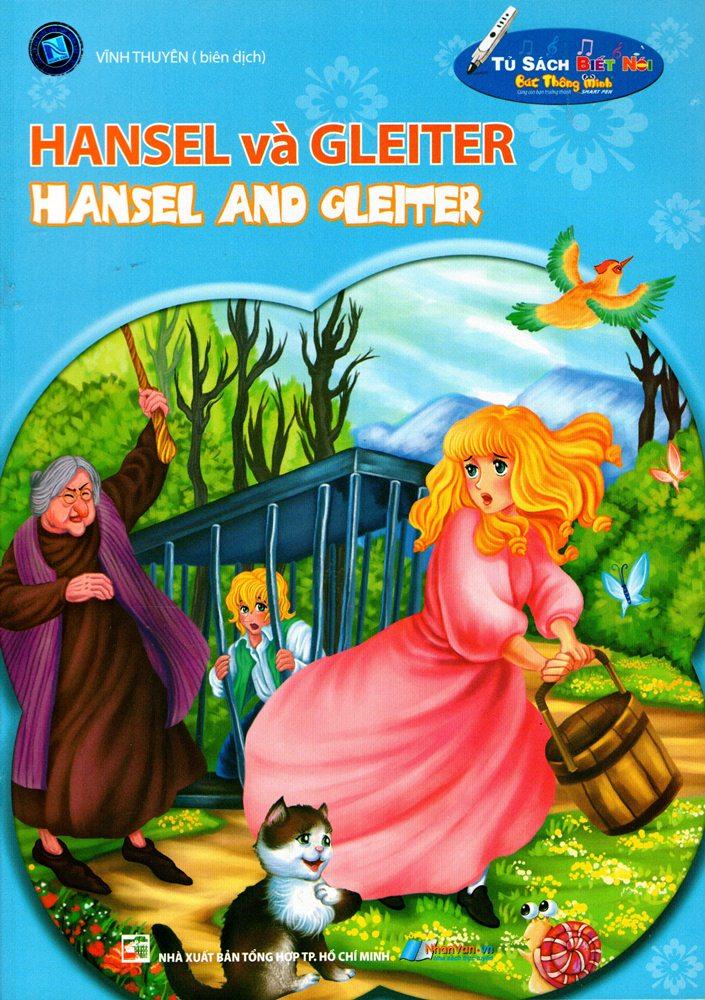 Bìa sách Hansel Và Gleiter (Nhân Văn)