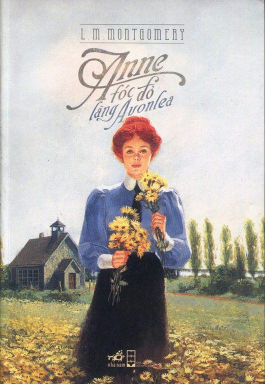 Bìa sách Anne Tóc Đỏ Làng Avonlea (Tái Bản)