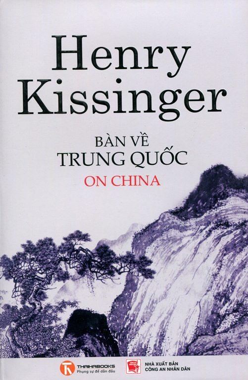 Bìa sách Bàn Về Trung Quốc