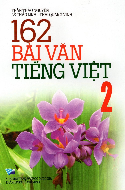 Bìa sách 162 Bài Văn Tiếng Việt Lớp 2