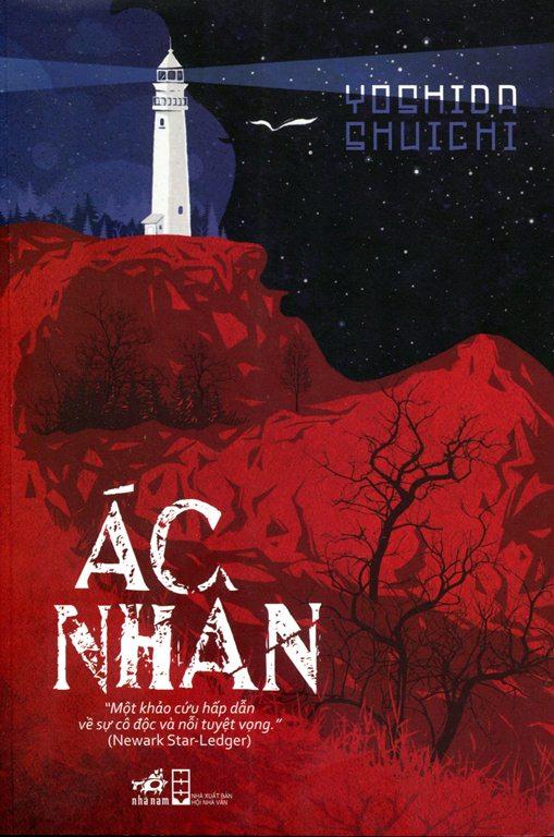 Bìa sách Ác Nhân