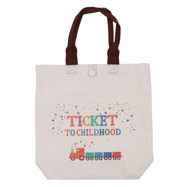 Có nên mua Túi Xách Quai Dù – Ticket To Childhood 1/ The Buble – Tu0000007 không? thumbnail