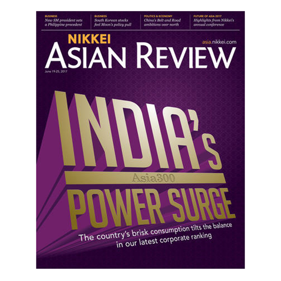 Nikkei Asian Review: Indias Asia300 Power Surge – 24