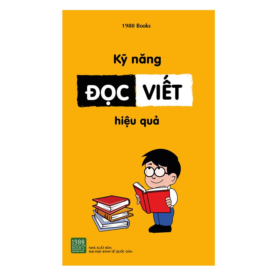 Bìa sách Kỹ Năng Đọc, Viết Hiệu Quả