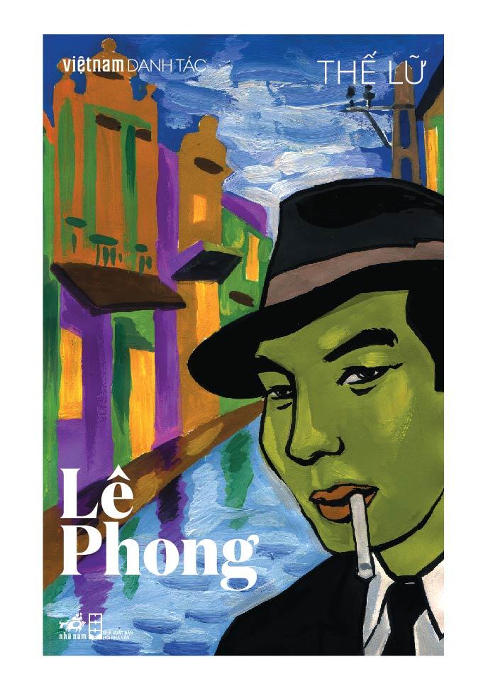 Bìa sách Việt Nam Danh Tác - Lê Phong