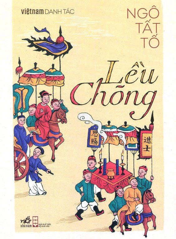 Bìa sách Việt Nam Danh Tác - Lều Chõng