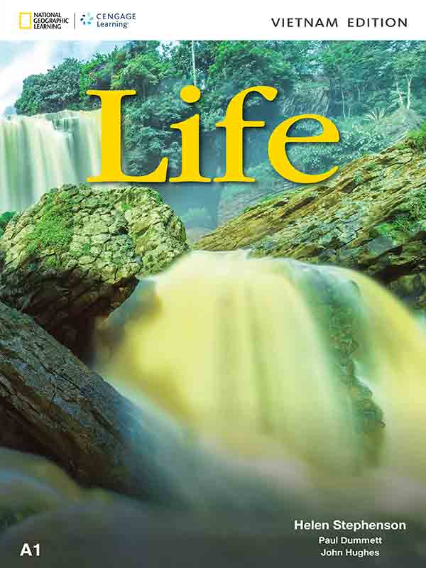 Bìa sách Life A1: Student Book With 2xCode Online Workbook - Paperback