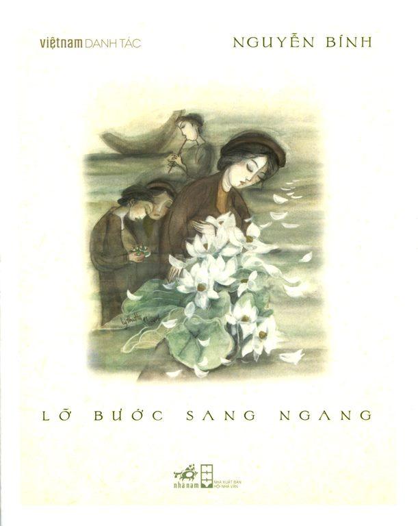 Bìa sách Việt Nam Danh Tác - Lỡ Bước Sang Ngang
