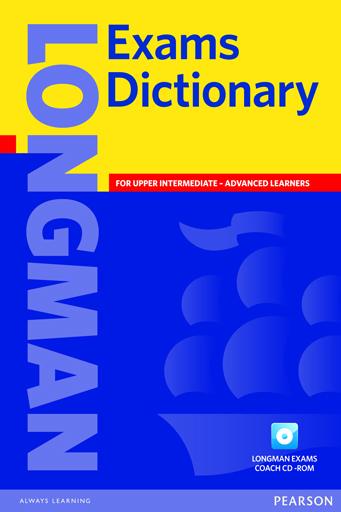 Khuyên đọc sách Longman Exams Dictionary Paper (With CD)