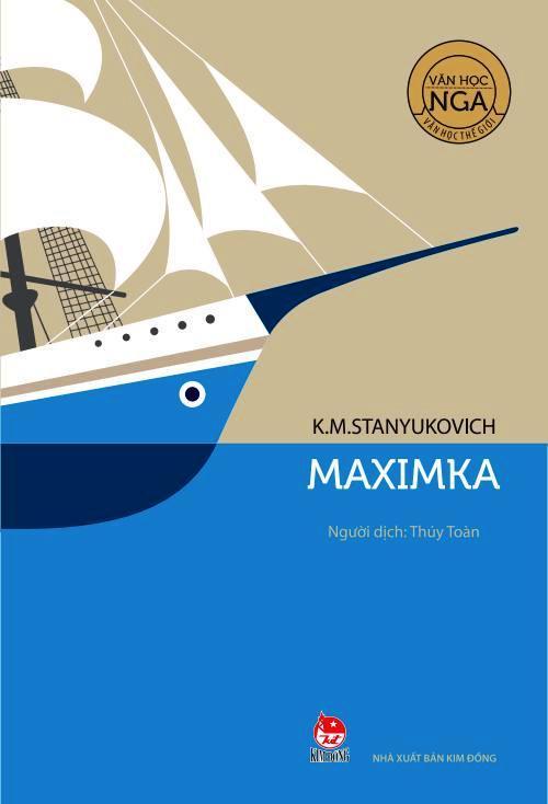 Bìa sách Văn Học Nga - Tác Phẩm Chọn Lọc: Maximka