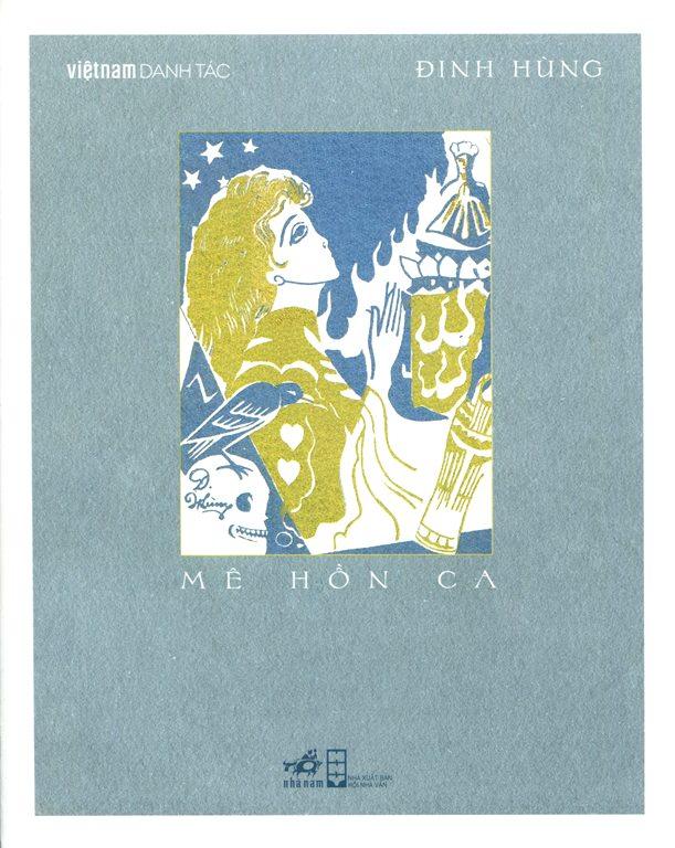 Bìa sách Việt Nam Danh Tác - Mê Hồn Ca