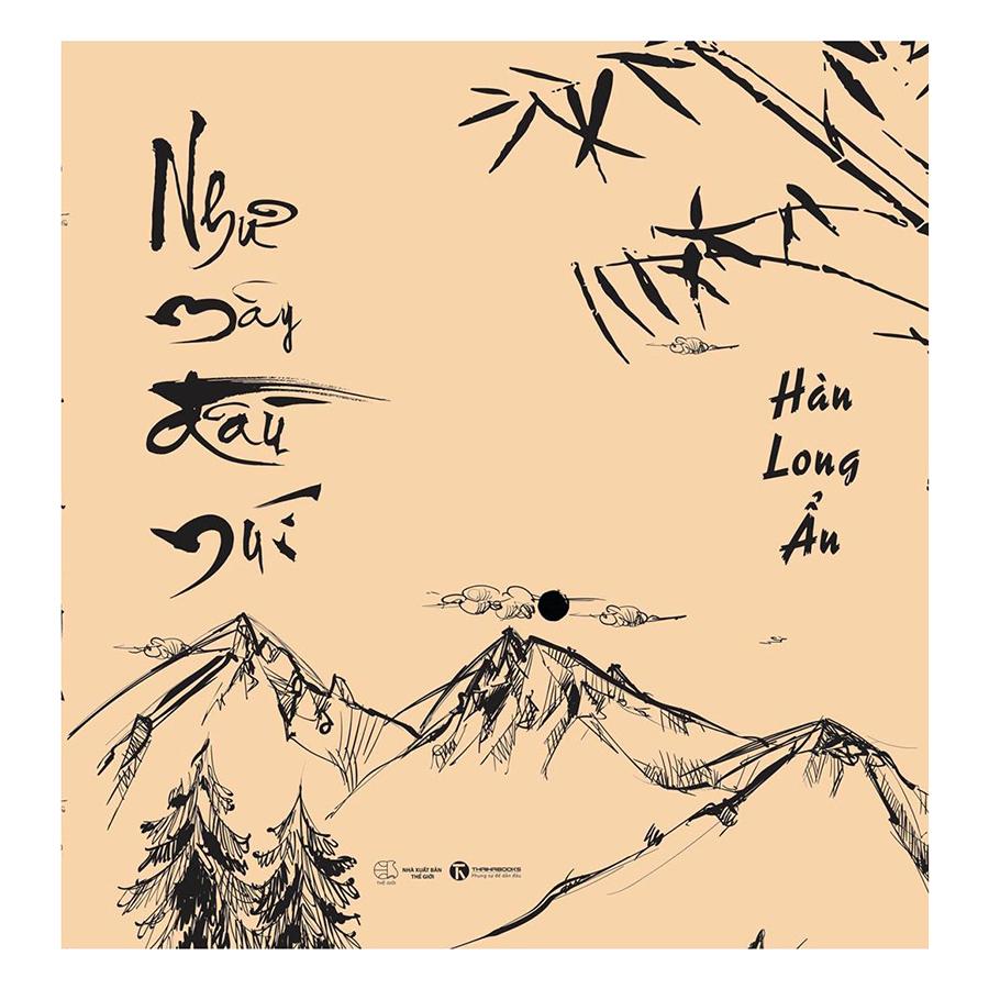Bìa sách Như Mây Đầu Núi