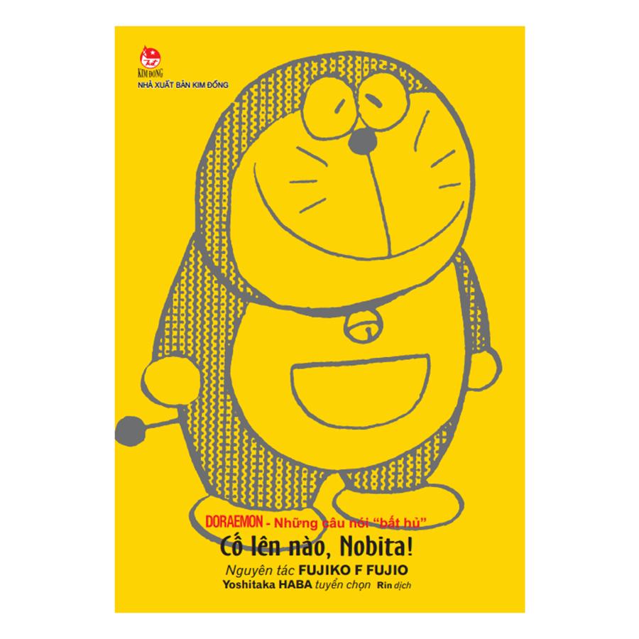 Bìa sách Doraemon - Những Câu Nói