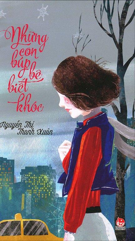 Bìa sách Văn Học Teen - Những Con Búp Bê Biết Khóc