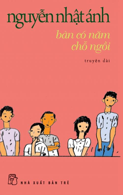 Bìa sách Bàn Có Năm Chỗ Ngồi: Truyện Dài