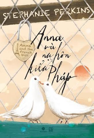 Bìa sách Anna Và Nụ Hôn Kiểu Pháp