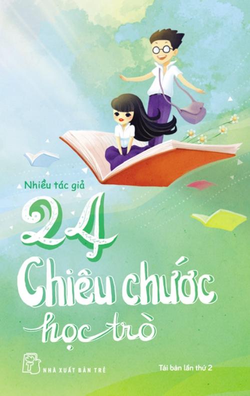 Bìa sách 24 Chiêu Chước Học Trò