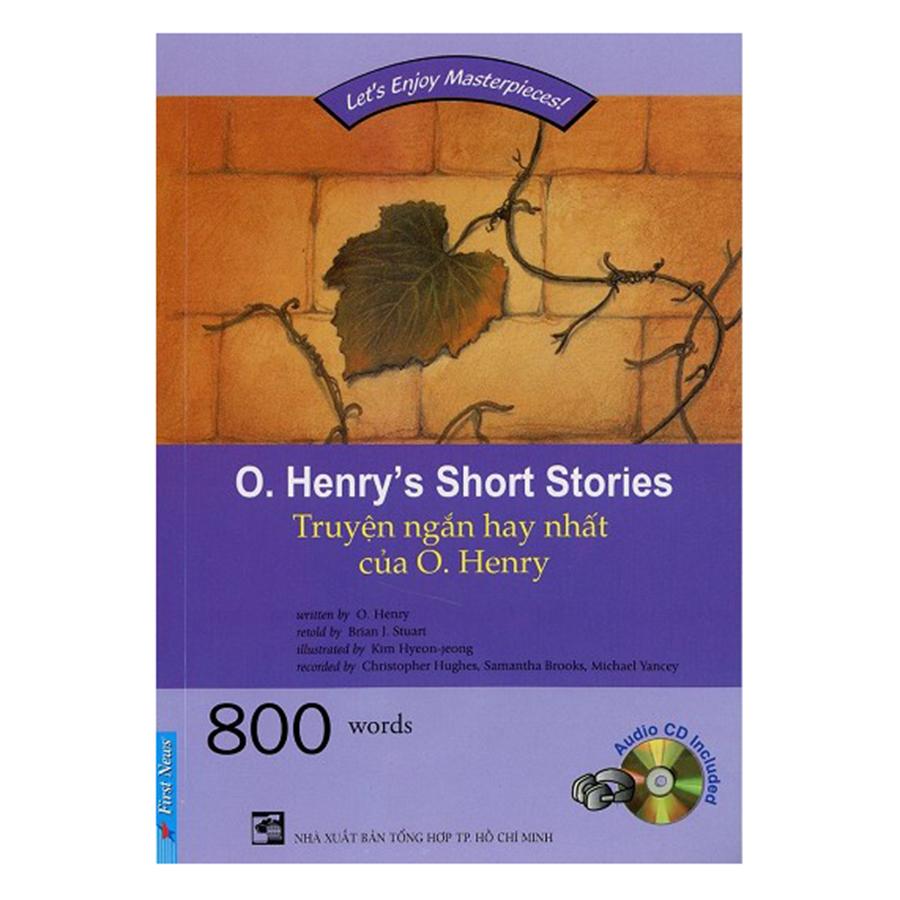 Happy Reader – Truyện Ngắn Hay Nhất Của O. Henry (Kèm 1 CD – Tái Bản 2017)