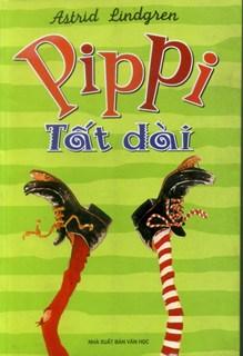 Bìa sách Pipi Tất Dài (Tái Bản)