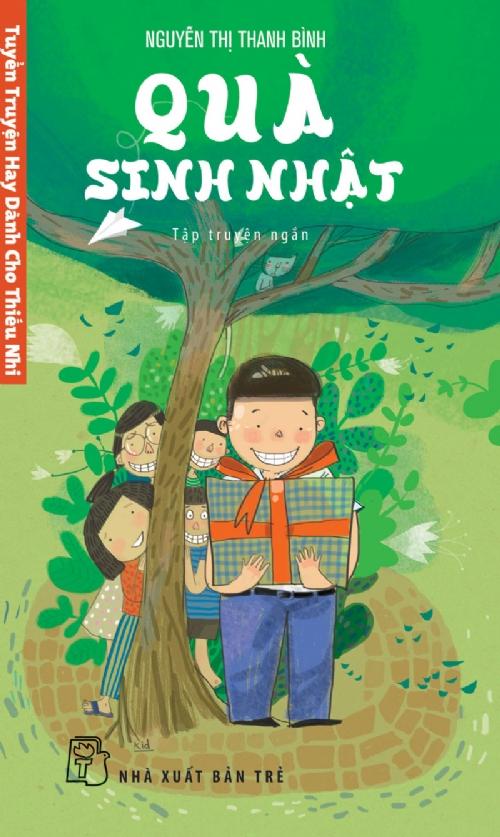 Review sách Quà Sinh Nhật (Tập Truyện Ngắn Thiếu Nhi)