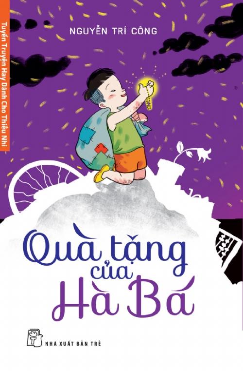 Bìa sách Tuyển Truyện Hay Dành Cho Thiếu Nhi - Quà Tặng Của Hà Bá