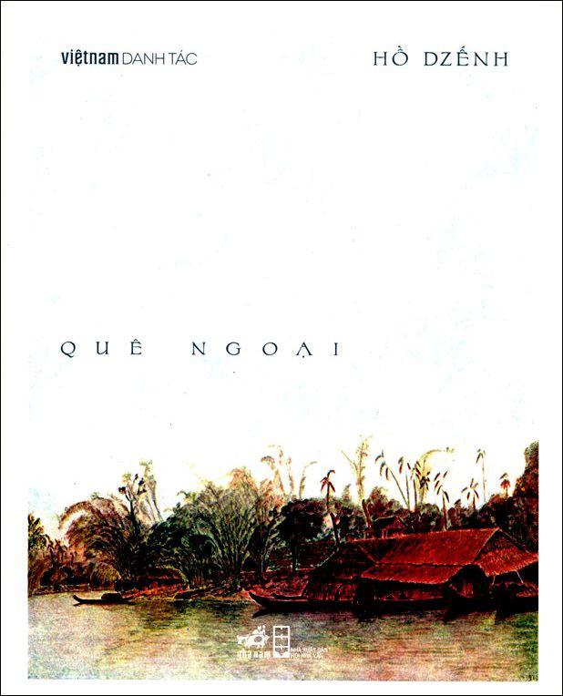 Bìa sách Việt Nam Danh Tác - Quê Ngoại